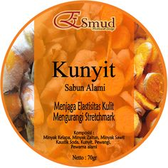 turmeric bar soap....make your skin more elastic and kill you're strecthmark, please our LINE ID : esmud_ns