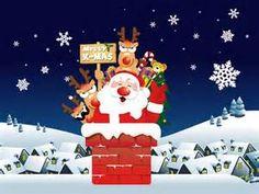 santa stuck in chimney - Yahoo Image Search Results
