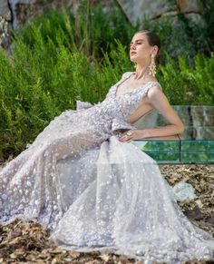 Elie Saab | Fall/Winter 2020 Couture: Beirut, The Sacred Source