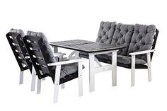 399,95 Ambientehome 90399 9 teilig Garten Sitzgruppe Essgruppe Loungegruppe Gartenmöbel Essgarnitur Hanko Maxi mit Kissen, weiß / grau Ambientehome http://www.amazon.de/dp/B00W1SHYB2/ref=cm_sw_r_pi_dp_aM.9wb1WR7QT4