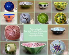 40 Project Empty Bowls Ideas Empty Clay Lesson Clay Projects