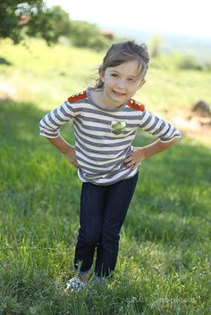 Girl. Inspired. {sewing, crafts, party inspiration}