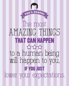 Philosophy - Amazing things