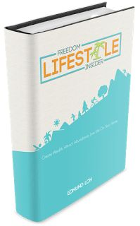 you reed book: Freedom Lifestyle Insider