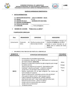 GOBIERNO REGIONAL DE LAMBAYEQUE  GERENCIA REGIONAL DE EDUCACIÓN DE LAMBAYEQUE  PROGRAMA DE EDUCACION LOGROS DE APRENDIZAJE...