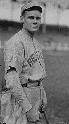 Dutch Leonard 1915
