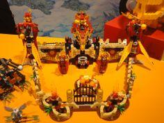 LEGO Legends of Chima: Flying Phoenix Fire Temple