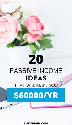 How to start building passive income as a beginner, these 20 ides will definitely help you start creating your passive income ideas. #passiveincomeideas #passiveincome #passiveincomestreams #makemoneyonline #makemoney What Is Passive Income, Passive Income Streams, Make Money Fast, Make Money From Home, Earn Money Online, Make Money Blogging, Project Planner, Invoice Template, Money Management