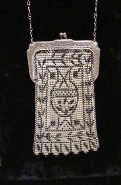 1920's Purse Whiting And Davis