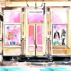 """Rebecca Minkoff x Travel Write Draw """"Love is in the Air Event"""""""