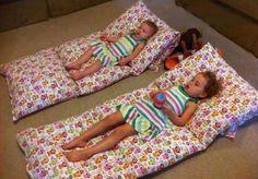 Voici comment fabriquer un matelas pour vos enfants sans effort !