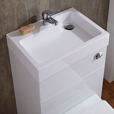 toilet sink combo units: Combination Toilet Basin Unit Sink Combo Units Double Vanity Wooden Small And Bathroom Set Corner Cheap Combined Cloakroom Cabinet Cabinets Wall Hung Sinks Vanities Toilet And Basin Unit, Sink Toilet Combo, Toilet Vanity Unit, Bathroom Basin Units, Sink Vanity Unit, Toilet Sink, Tiny House Bathroom, Bathroom Sets, Bathrooms