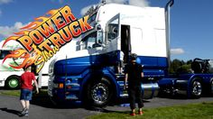 Power Truck Show 2015 - Alahärmä, Finland