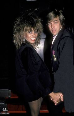 Tina Turner with Carter