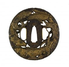 Tsuba with Carp · The Walters Art Museum · Works of Art