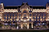 Stay at the Four Seasons Hotel Gresham Palace Budapest after a 7 night cruise along the Danube River with Tauck  http://www.tauck.com/tours/europe-tours/central-and-eastern-europe-tours/danube-river-cruise-rde-2016.aspx
