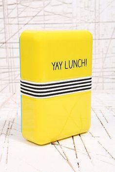 Yay Lunchbox  sc 1 st  Pinterest & My Lunch (Hands off!) Lunch box - Happy Jackson/Wild u0026 Wolf u003d Want ... Aboutintivar.Com