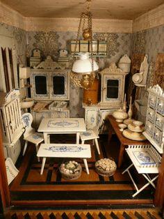 Cooperative Spiel Uhr Karusell Mit Musik Rosa Rand Bemahlt H.17 Nostalgie Geschenk Selected Material Antiquitäten & Kunst