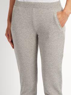 Slim-leg cotton-blend track pants | ATM | MATCHESFASHION.COM