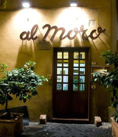 Al Moro, Rome, Italy