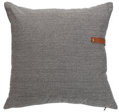 Pyntepute GRAVMYRT 45x45cm mørk grå | JYSK