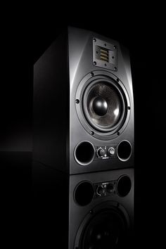 The Adam A7X studio monitors. Great sounding speakers and an awesome 'top-end'.