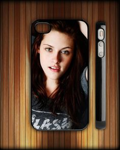 kristen stewart cute new for iphone 5 and iphone 4/s case