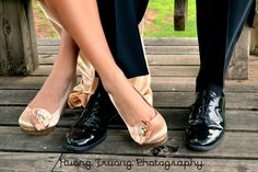 Alec and Bailey's prom photo shoot.  Would be perfect for matching converse