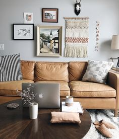 If you're going to spend your entire evening obsessing over whether it's Laurel or Yanny, you might as well do it on a good sofa. Shop the…