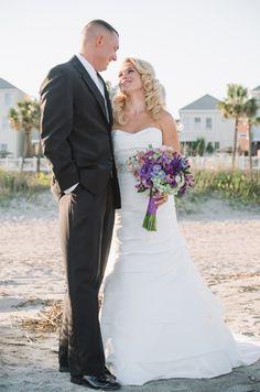 Charleston, SC Beach Wedding #wilddunesweddings | Wild Dunes Resort | Photo by @joshaaronphoto