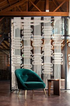 Macrame Art, Macrame Design, Macrame Modern, Macrame Mirror, Macrame Projects, Wall Art Decor, Room Decor, Macrame Curtain, Decoration
