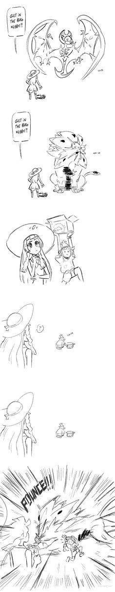 nebby - pokemon sun and moon by Dilutra on DeviantArt -This reminds me of Newt Scamander's suitcase