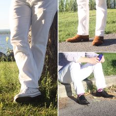 Top 10 Unwritten Rules of Wearing White Pants Labour Day, White Pants, Rebel, Envelope, Easter, Boots, How To Wear, Fashion, White Romper Pants