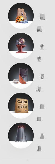 Dribbble - All icons.jpg by Denis Shoomov Icon Design, Web Design, 3d Icons, All Icon, Graphic Design Inspiration, Design Ideas, Graphics, Digital Art, Design Web