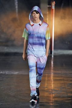 Meaningless Excitement SS14 collection by Y-3 and Peter Saville
