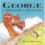 humorous twist to the traditional tale of George and the dragon, this is a lavishly illustrated picture book. The double page spread, intricately detailed illustrations of the red dragon, virtually leap from the page. George in this story is no knight and it is this subversion of the well-known legend that gives the book its gentle humour and appeal. Brute force doesn't always prevail and in this tale George rescues the princess and lives happily ever after just by being himself.