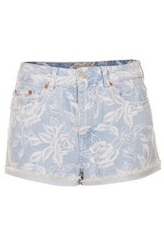 Outfit 06  MOTO Floral Hallie Hotpants - Shorts - Clothing