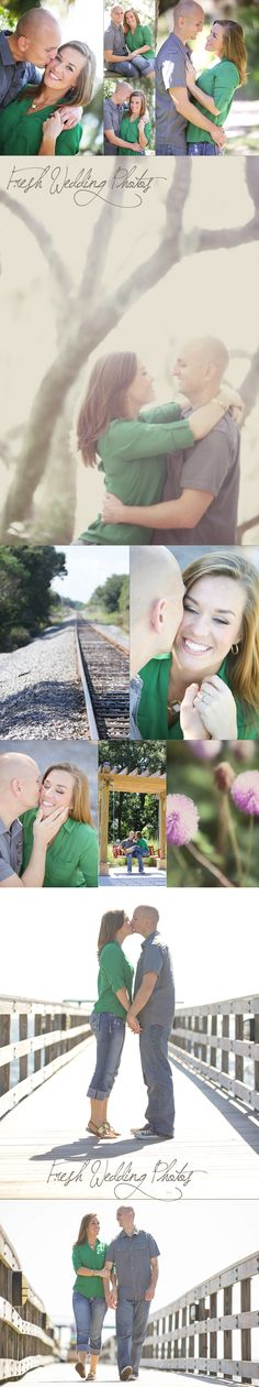 Safety Harbor engagement session. Tampa Florida wedding photographer, Fresh Wedding Photos. Michael P Giordano.