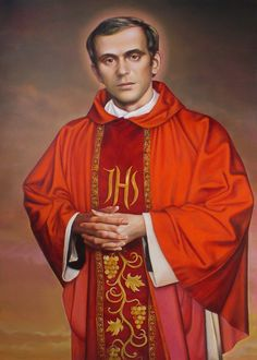 19 October 2014. 30th anniversary of the death of Blessed Father Jerzy Popieluszko.