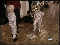 Michael Jackson with his kids home video - YouTube