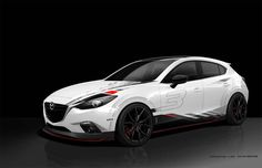 Mazda3 SEMA Hatchback