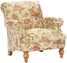 Ralph Lauren Angela Floral Cream Fabric Fabrics