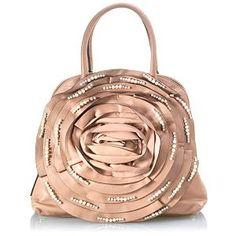 Valentino Petal Dome Satchel Handbag #BBOSBrandBurst