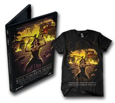 EP 'What Tomorrow Brings' CD + T-shirt combo deal. Buy direct from the band - http://www.lord.net.au/store