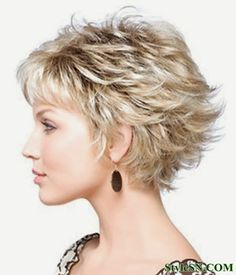 35 Summer Hairstyles for Short Hair – Hair Style Short Layered Haircuts, Cute Hairstyles For Short Hair, Pretty Hairstyles, Curly Hair Styles, Bob Hairstyles, Pixie Haircuts, Wedding Hairstyles, Medium Hairstyles, Black Hairstyles