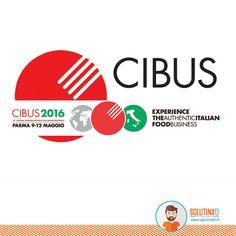 """Da oggi al 12 Maggio a Parma è in scena il CIBUS International Food Exhibition """"Cibus: la fiera alimentare più grande e rilevante d'Italia e del mondo"""" Scopri i dettagli http://sglutinati.it/blog/cibus2016/ #cibus #cibusparma #sglutinaticibus #glutenfree #food"""