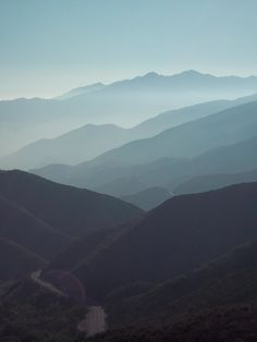 Ojai, California took my breath away when we stayed at a retreat center there.