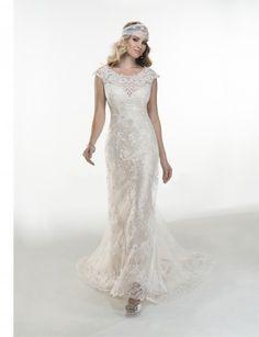 Maggie Sotero trouwjurk verkrijgbaar in onze winkel www.honeymoonshop.nl