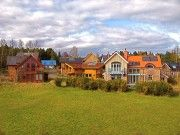 Oh, to live in an ecovillage as amazing as this one... Findhorn Foundation | Ecovillage