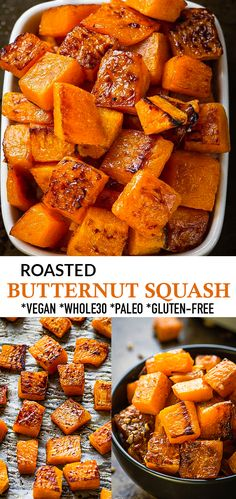 Fall Recipes, Great Recipes, Favorite Recipes, Yummy Recipes, Vegetable Side Dishes, Vegetable Recipes, Best Christmas Recipes, One Pot Dinners, Roasted Butternut Squash